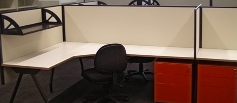 Office workstaion in Dandenong