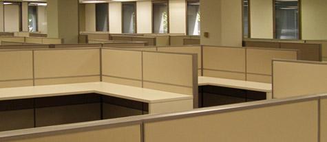 Office Workstations in Docklands