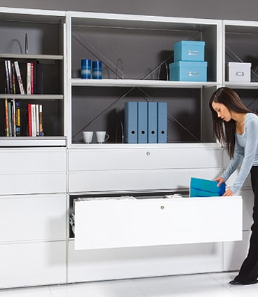 Best office storage solutions for leased offices